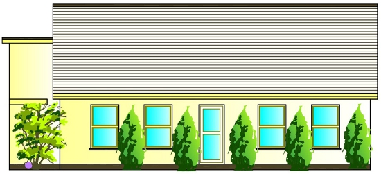 Sample Front Elevation Map : Sample house plans from xplans