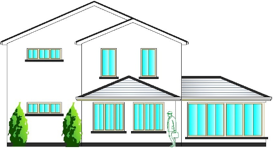 3 bed house plans buy house plans online the uk s online for 2 bed house floor plans uk