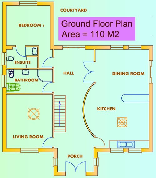 4 bedroom house plans uk house plans for 2 bed house floor plans uk