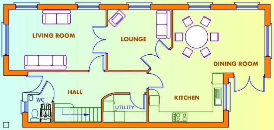 Self build house plan uk house and home design for House building plans uk