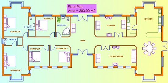 Bungalow house plans ireland and uk house design plans for Dormer bungalow house plans ireland
